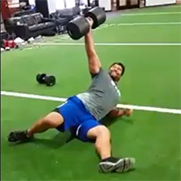Haloti Ngata's Cant-Miss BEASTLY Workout (VIDEOS)