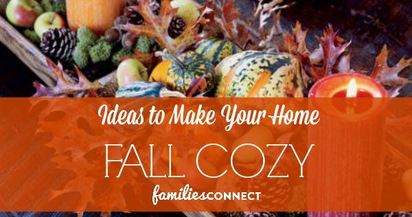 10 Ways to Make Your Home Fall